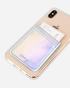 Casery Iridescent Phone Pocket