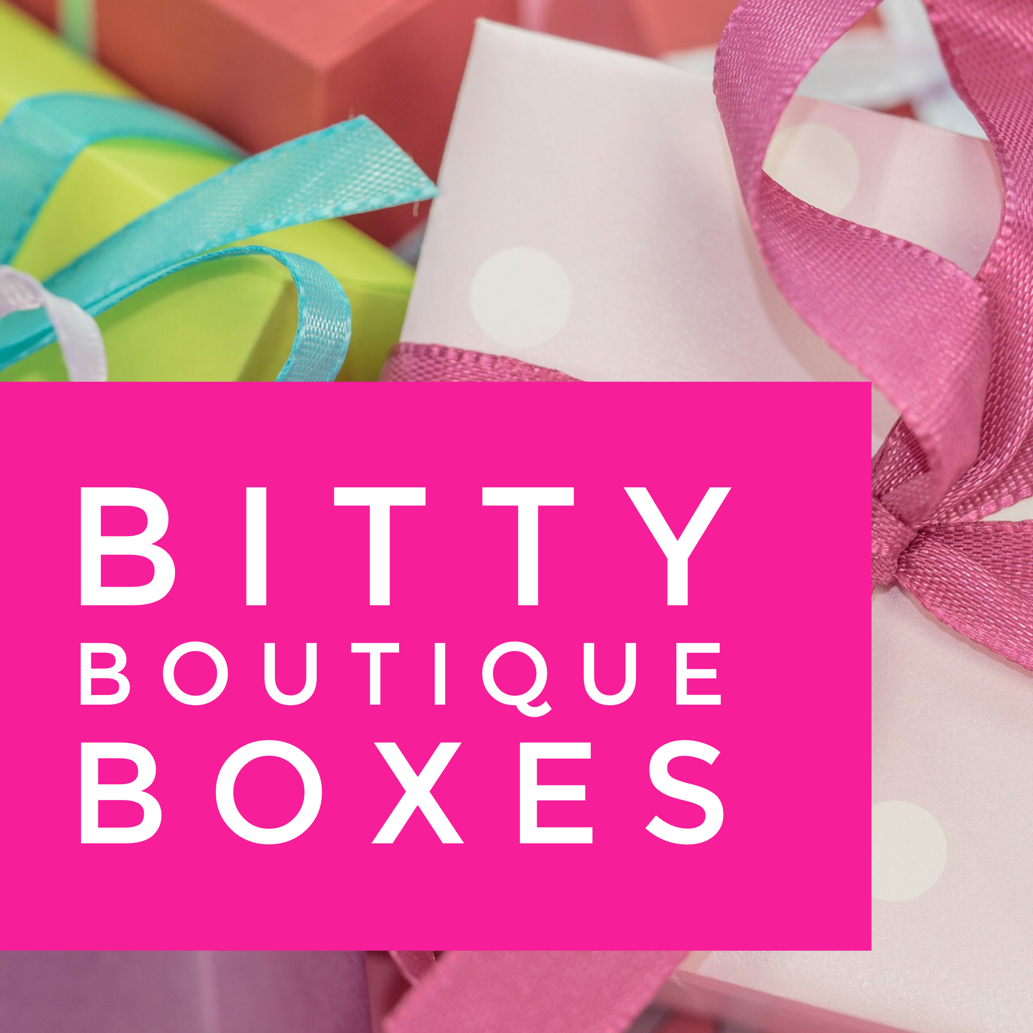 Bitty Boutique Boxes 📦