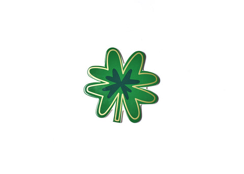 Happy Everything- Four Leaf Clover Mini Attachment