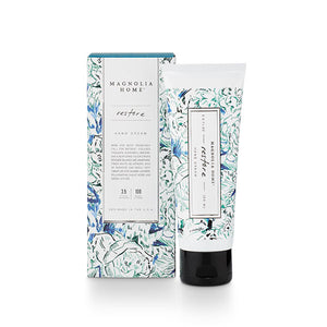 Magnolia Home Boxed Hand Cream- Restore