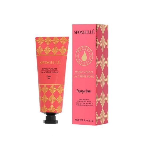 Spongellé Hand Cream- Papaya Yuzu