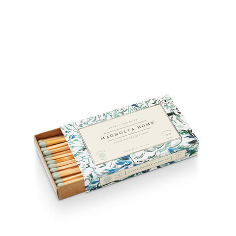 Magnolia Home Boxed Matches- Restore