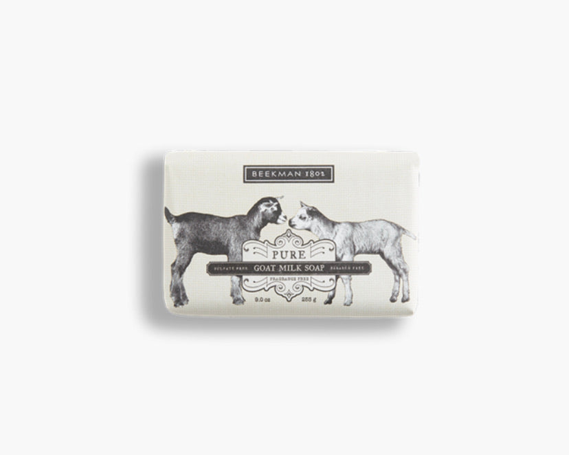 Beekman 1802 Bar Soap- Pure
