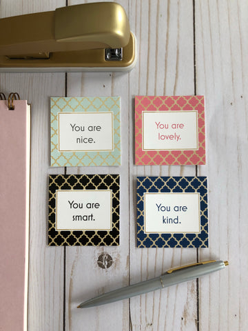 Mini Conversation Cards : Set of 12