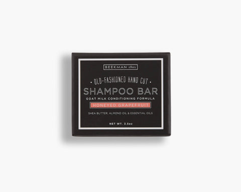 Beekman 1802 Shampoo Bar- Honeyed Grapefruit