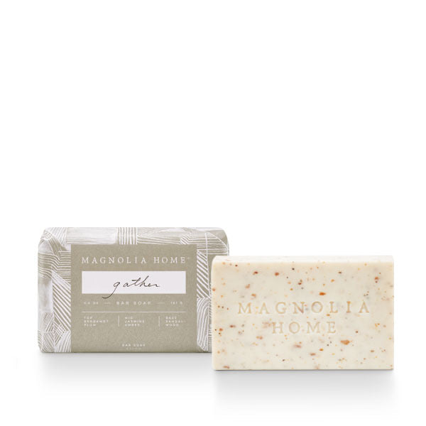 Magnolia Home Bar Soap- Gather