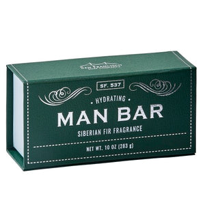 The Man Bar Soap- Hydrating