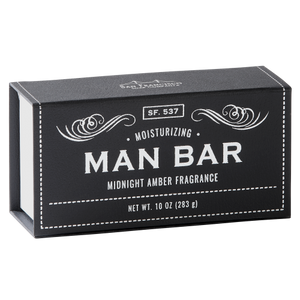 The Man Bar Soap- Moisturizing