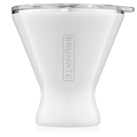 Brümate Margtini Tumbler in Ice White