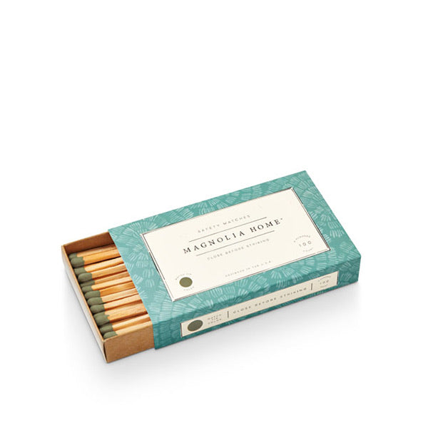 Magnolia Home Boxed Matches- Dwell