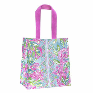 Lilly Pulitzer Market Tote in Totally Blossom
