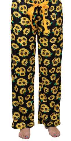 Simply Southern Sunflower Sleep Pants