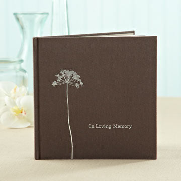 In Loving Memory Book