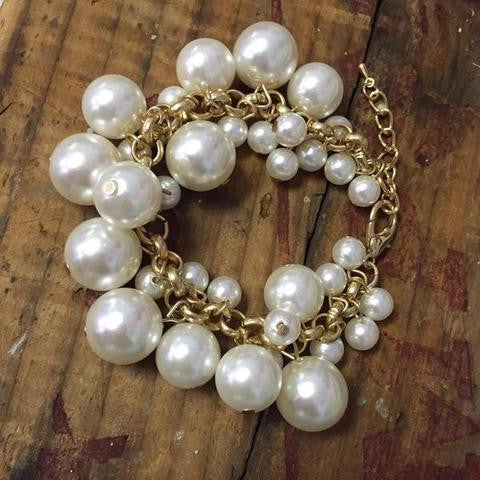 The Molly Bauble Bracelet in Silver or Gold - Lemons and Limes Boutique  - 2