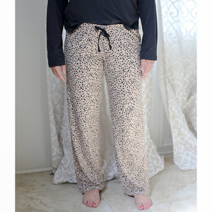 Cheetah Sleep Pants