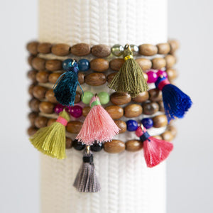 DIY Tassel Bracelet Kit