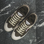 Superga Panatta <br> Military Green-Ecru