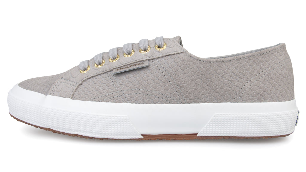 Superga 2750 Anaconda <br> Light Grey