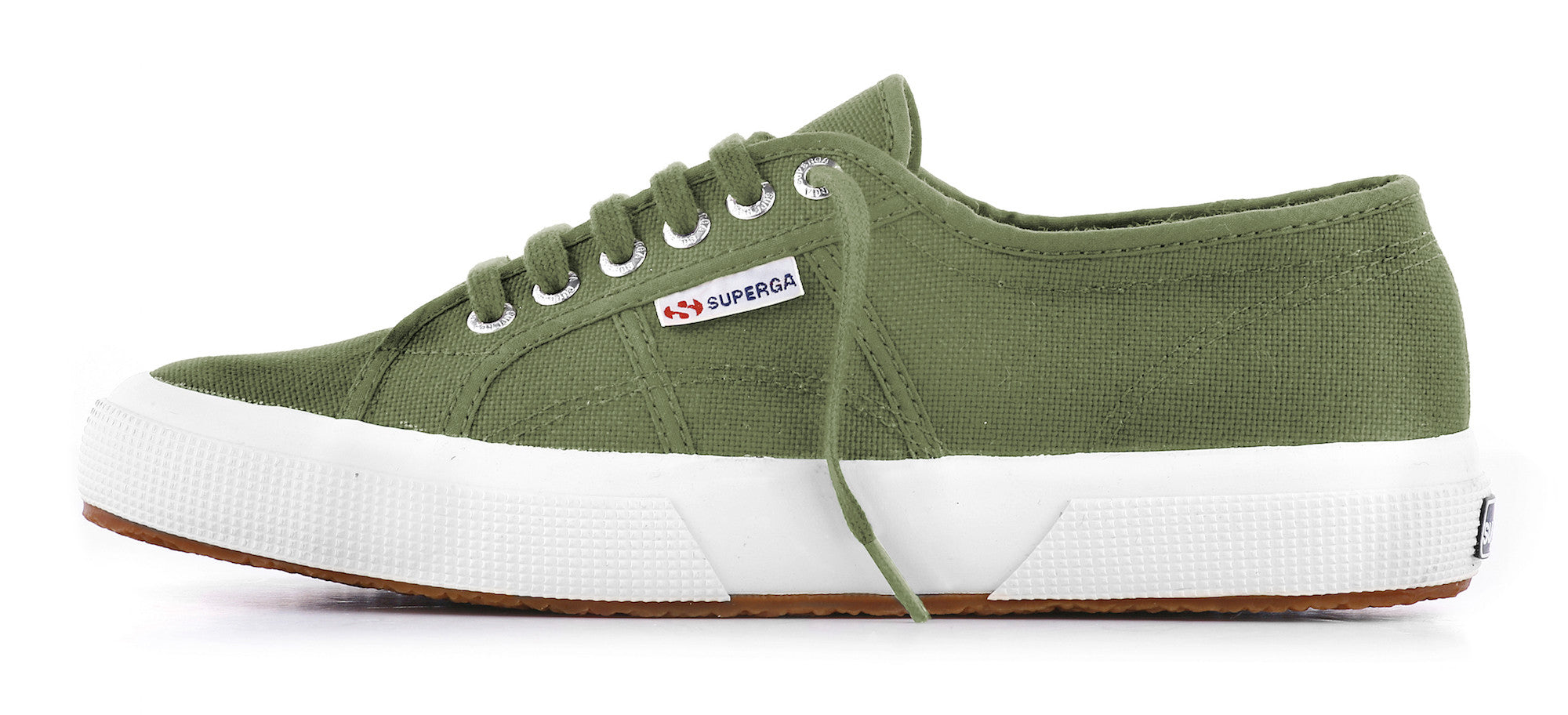 Superga 2750 <br> Sherwood Green