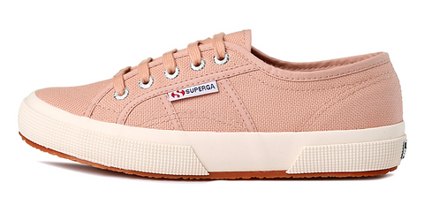 Superga 2750 Rose Mahogany <br> S000010 - G29