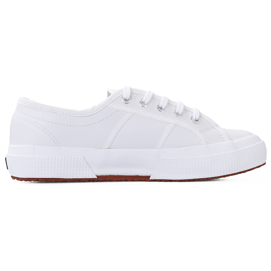 Superga 2750 Leather <br> White