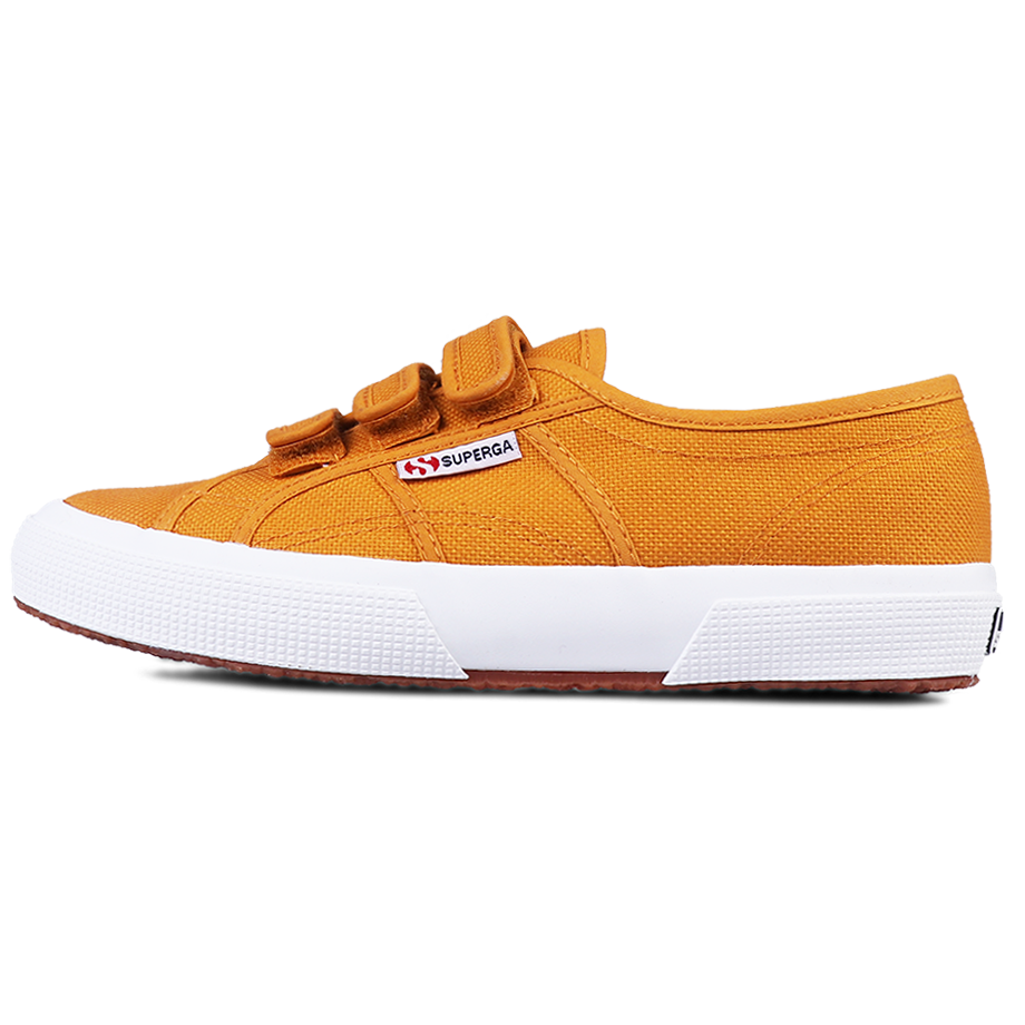 Superga Strap <br> Yellow Golden