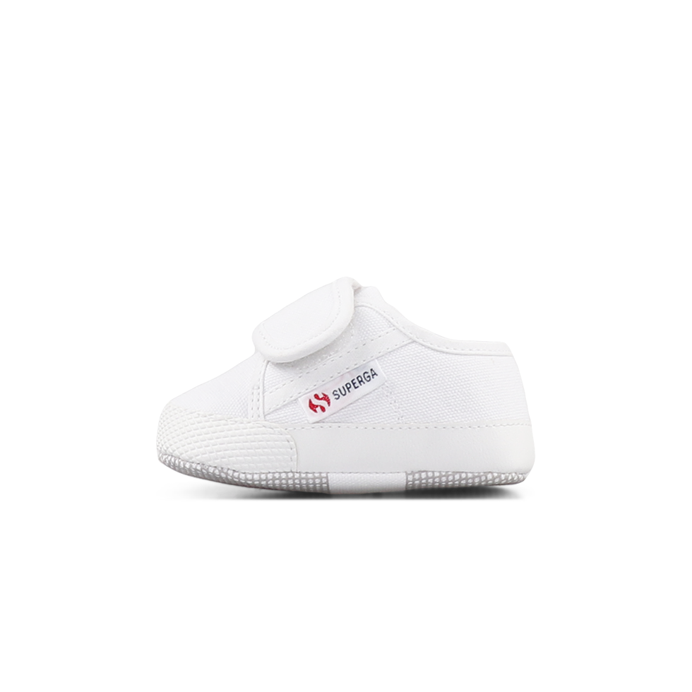 Superga 4006 Baby Strap <br> White