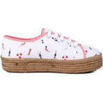 Superga 2730 Espadrille Fantasy <br> White Swimming