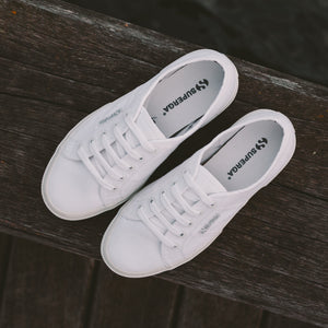 Superga 2750 <br> Total White
