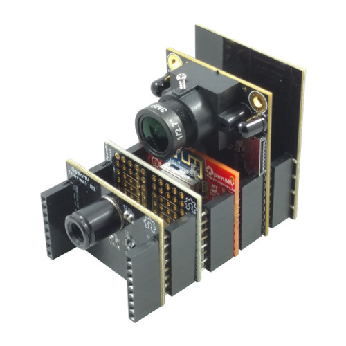 OpenMV   Small - Affordable - Expandable