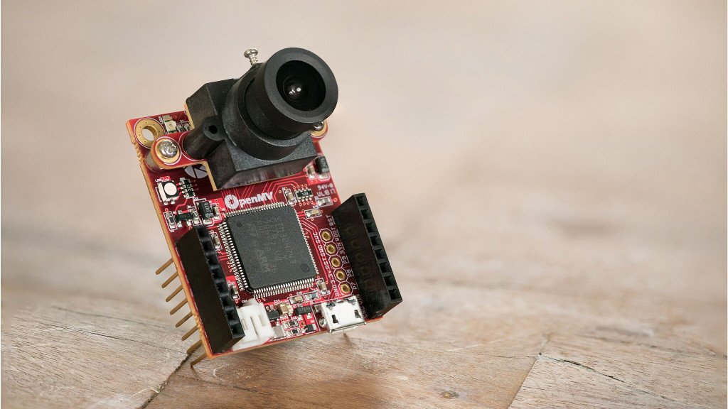 Introducing the OpenMV Cam H7