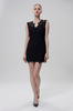 Ladies Woven Short Dress - Luxtrada