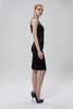 Ladies Woven Pencil Dress - Luxtrada