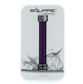 Square E-Hose Mini - Purple