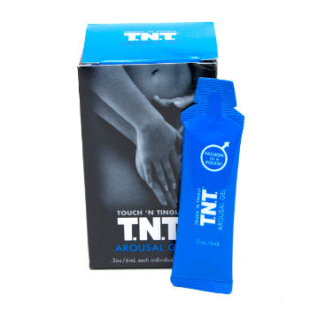 T.N.T Arousal gel for MALE