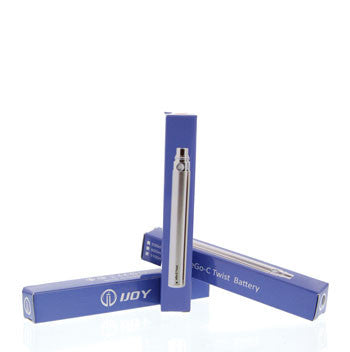 IJOY EVOD TWIST BATTERY-SIL