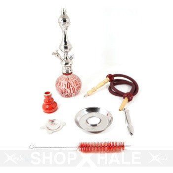 Aladin Hookah Koufy Small Red