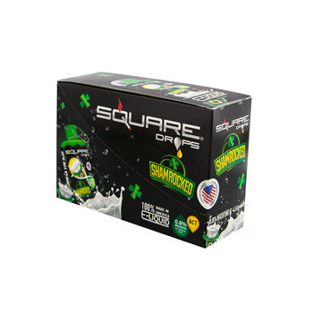 Square Drops 6 Ct Box - Shamrocked 8mg
