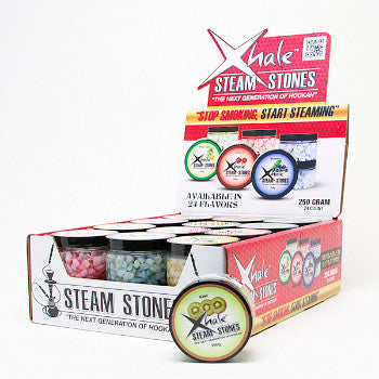 Xhale Steam Stones - Kiwi