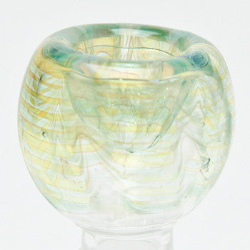 19 Gauge Green Tiger Bowl