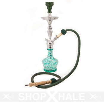 Aladin Hookah Arabica Small Green