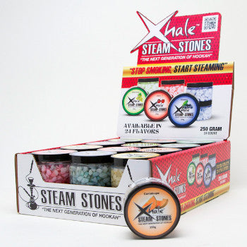 Xhale Steam Stones - Cantaloupe