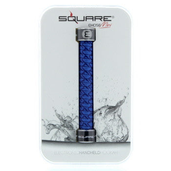 Square E-Hose Mini - Blue