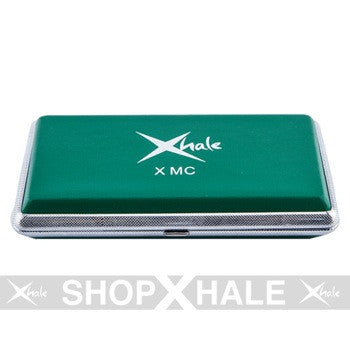 Xhale Ego-U Metal Case - Green