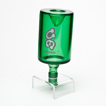 14mm Cylinder Heavy Bowl GREEN (14G)