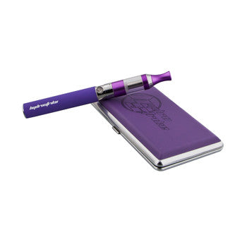 Mini Metal Case - Purple