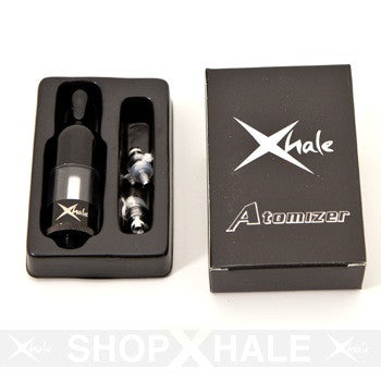 Xhale Shiny X9 Atomizer Unit - Black
