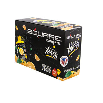 Square Drops 6 Ct Box Zero Nicotine - Tart But Tangy
