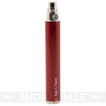 1300 mAh Twist Battery-RED