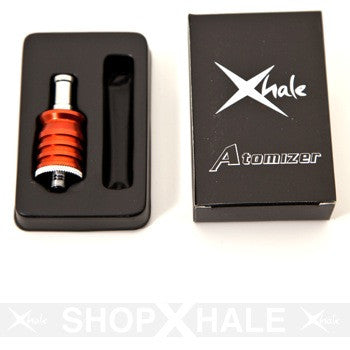 Xhale X1 Wax Liquid Atomizer - Red